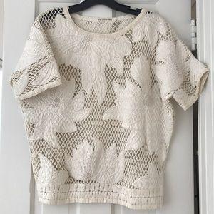 Isabel Marant ETOILE Crochet Top | Size S